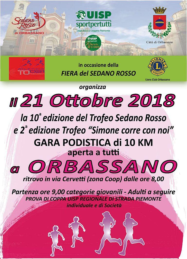 Calendario Podismo Piemonte.Calendario Podismo Dettaglio Gara Podistica