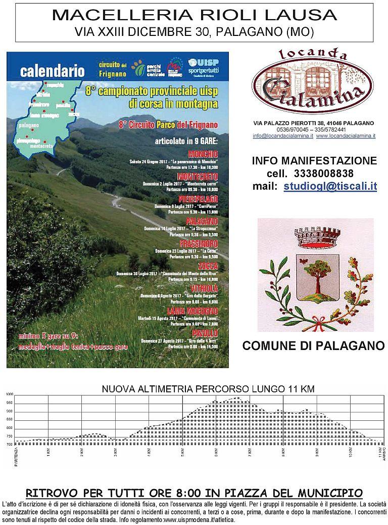 Modenacorre Calendario.Calendario Delle Prossime Gare Di Podismo