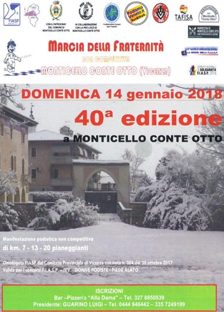 Calendario Marce Fiasp Vicenza 2019.Calendario Delle Prossime Gare Di Podismo
