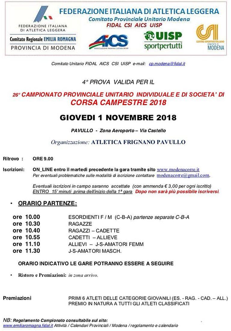 Fidalit Calendario.Calendario Podismo Dettaglio Gara Podistica